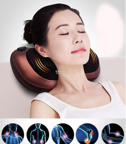 Electromotion Shiatsu Heated Massager