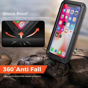 Heavy Duty Full Body Shockproof Cover