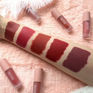 100% LEGIT! HOLD LIVE Velvet Matte Long Lasting Liquid Lipstick Set