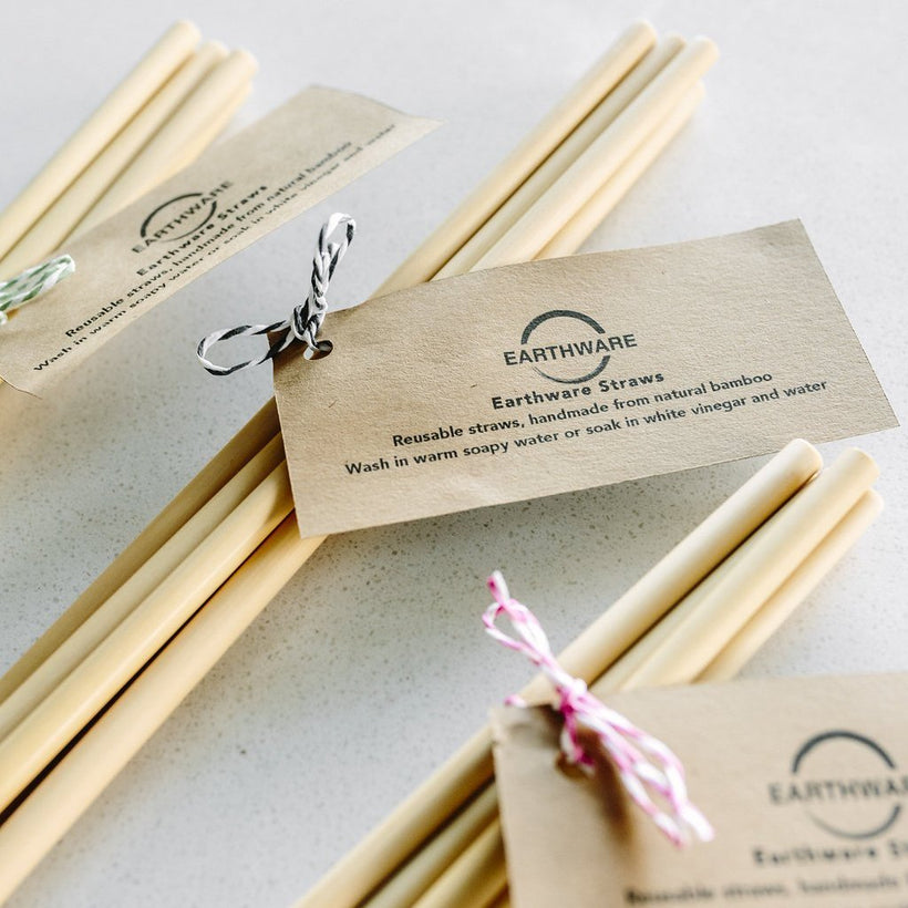 Earthware - Reusable Straws / Produce Bags