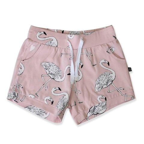 Flamingo Shorties from Hello Stranger