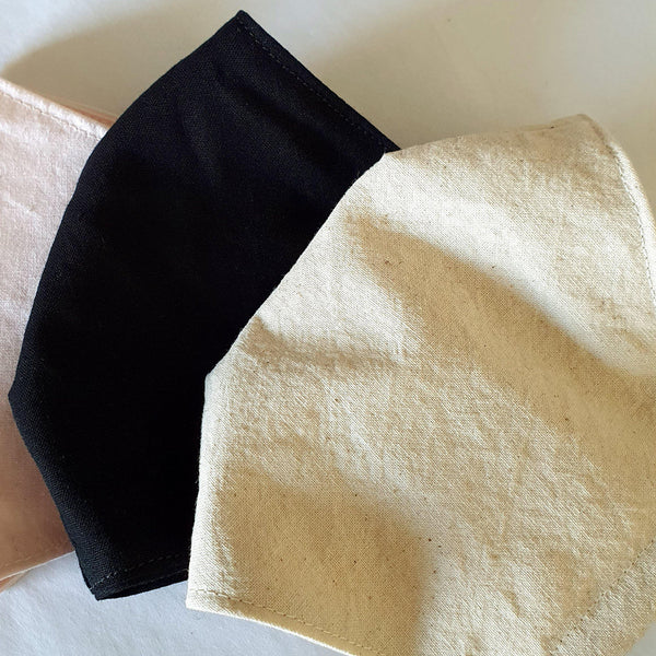 Cloth Face Masks - Pocket Style