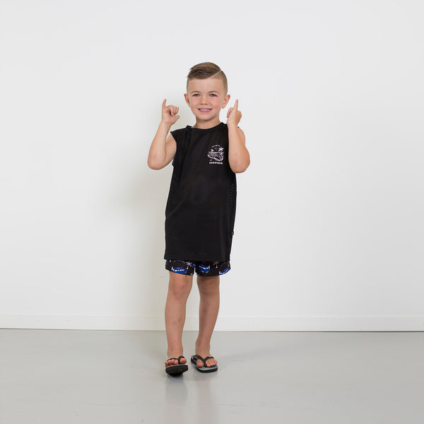 Together Muscle Tee from hello stranger kidswear