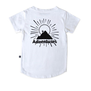 Adventure Scoop Tee from Hello Stranger