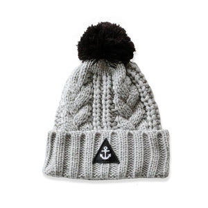 Cable I Beanie from Hello Stranger