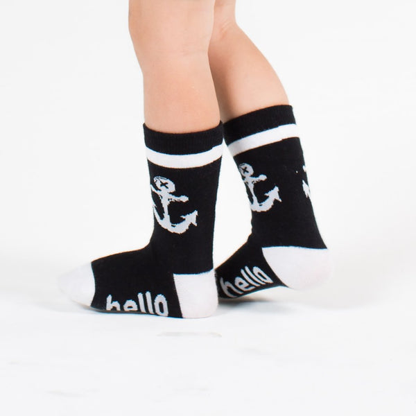 Anchor Rider Sockies from Hello Stranger