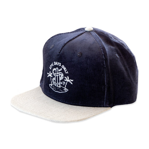 Epic Days Snapback Cap