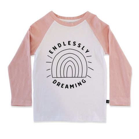 Endlessly Dreaming Raglan Tee from Hello Stranger