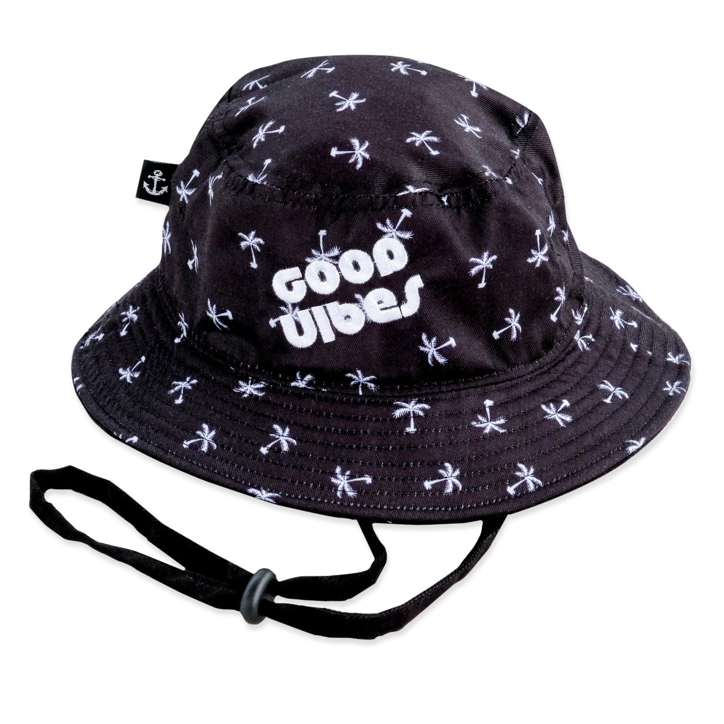 Good Vibes Bucket Hat from hello stranger kidswear