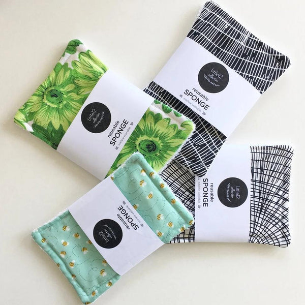 Reusable Clothes Sponges