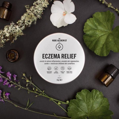 The Nude Alchemist Eczema Relief 50g