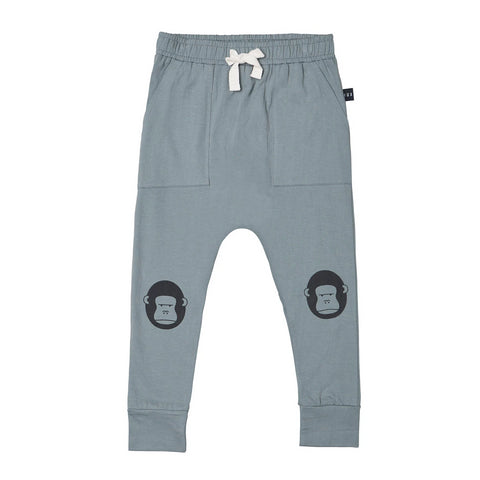 Huxbaby Gorilla Patch Pocket Pant