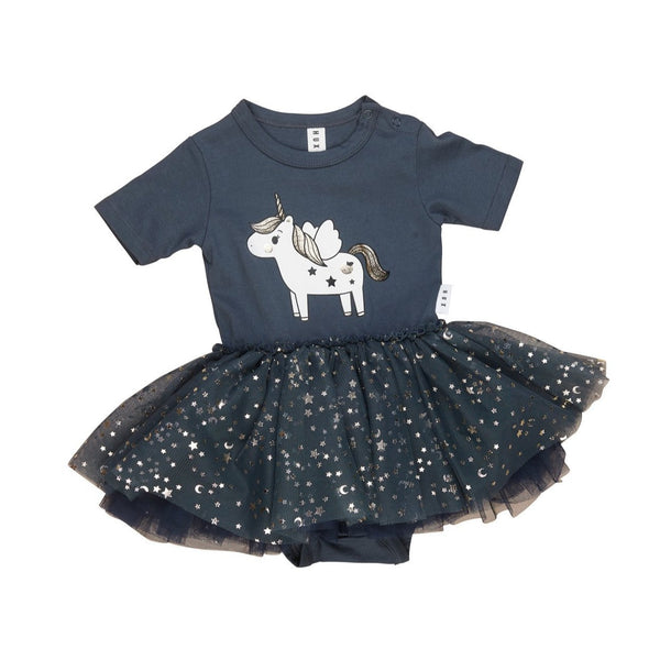 Unicorn Ballet Onesie Ink