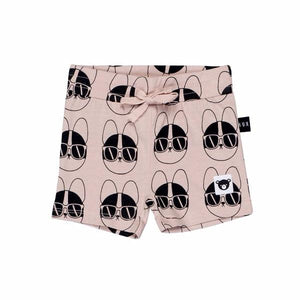 Huxbaby French Shades Sporty Shorts