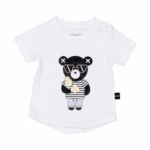 Huxbaby Organic Cotton Shade Bear T-shirt