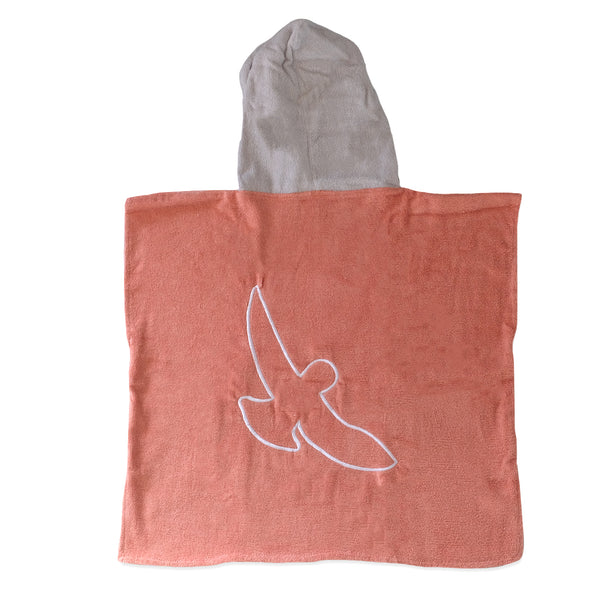 Free Bird Poncho Beach Towel from Hello Stranger