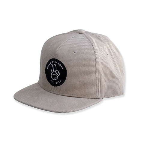 Dusty Snapback Cap from Hello Stranger
