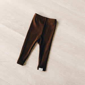 Hot Cocoa Leggings from Le Edit
