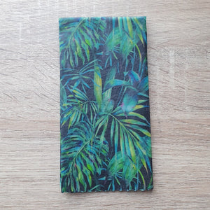 Beeswax Food Wrap Single Large Rainforest A