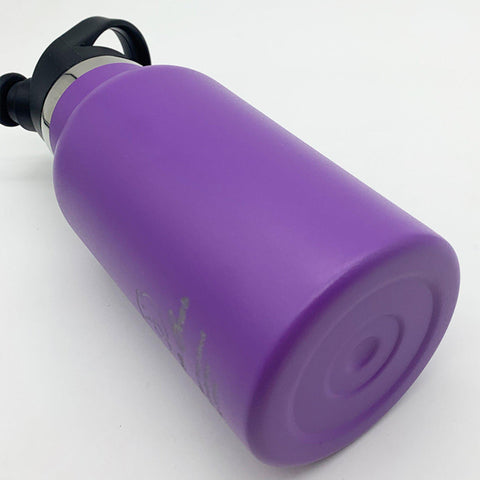 Mama Bear Stainless Steel Double Wall Insulated Bottle 12oz/355ml Royal Purple