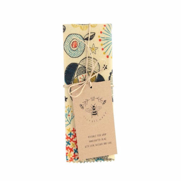 Reusable Food Wrap Single Medium - Hana