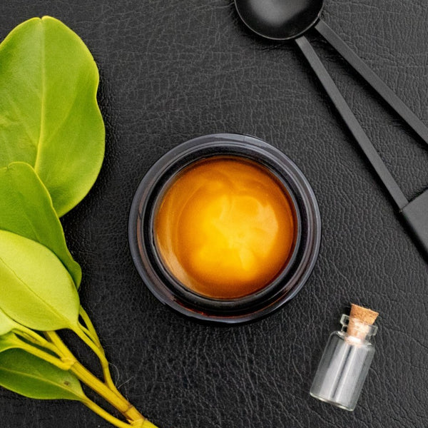 The Nude Alchemist Lunar Gold Facial Balm 30g