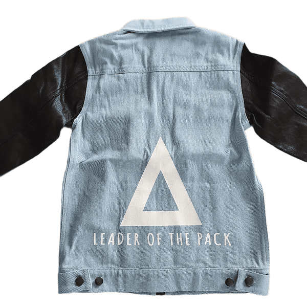 Leader Of The Pack Biker Jacket