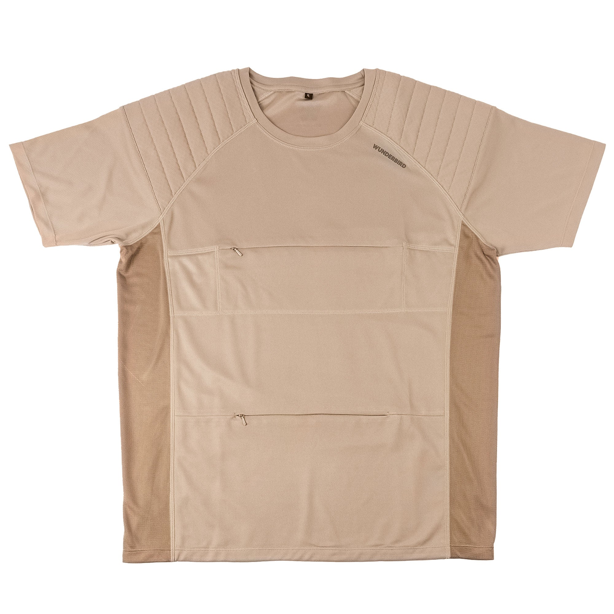 The Kestrel Short Sleeve Tee - sand