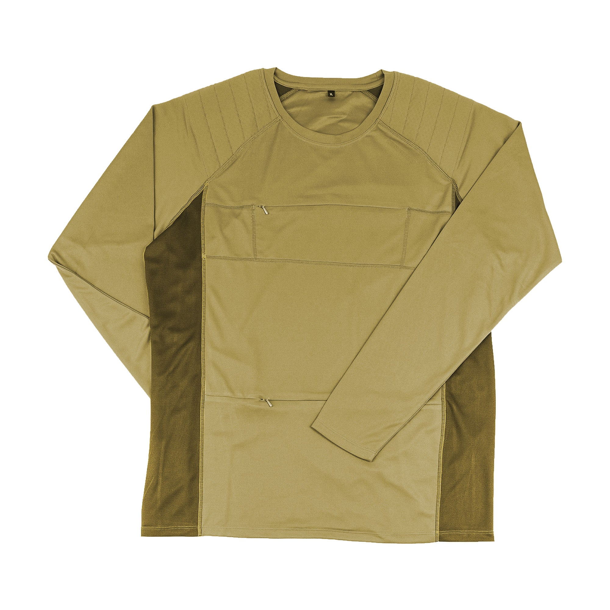 The Peregrine Long Sleeved - olive green