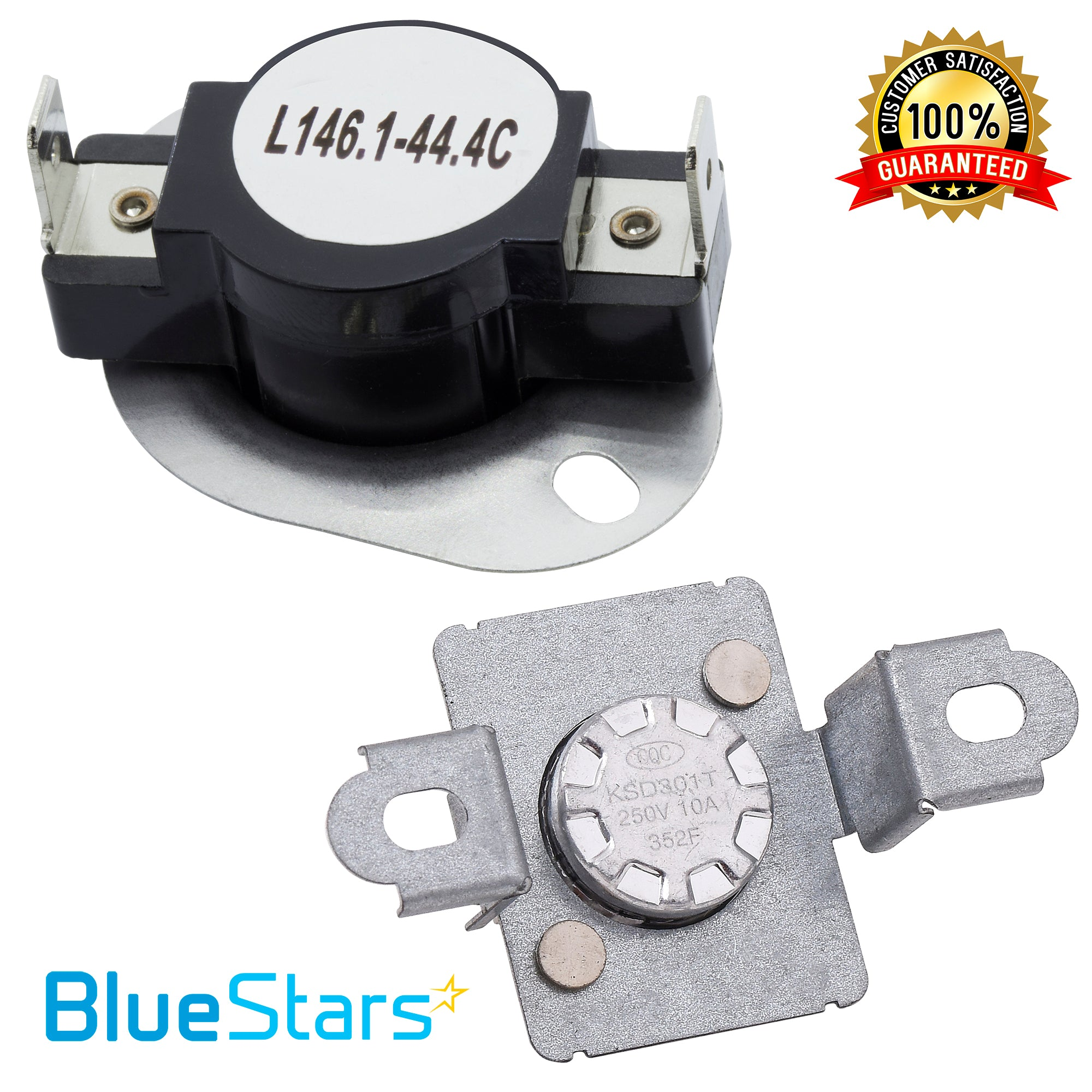 Dryer Thermal Cut f Fuse Kit Replacement part by Blue Stars