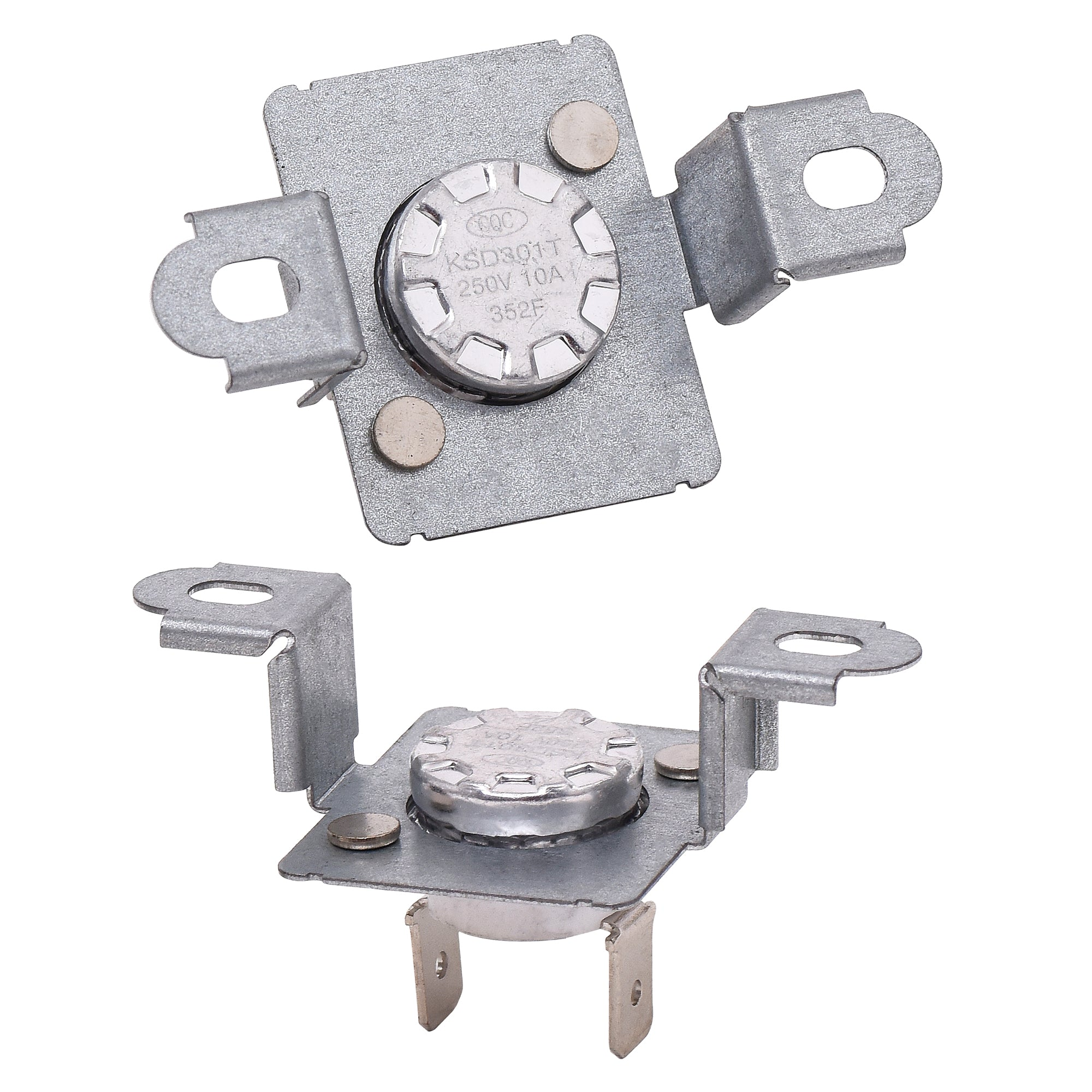 Bluestars Quality Replacement Parts Whirlpool Dryer Diagram Gas Thermal Fuse Kenmore 279973 Cut Off Kit Part By Blue Stars Exact Fit For Replaces 3391913 8318314