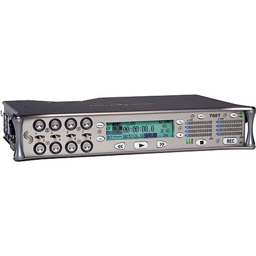 Sound Devices 788T-SSD 8-Channel Portable Solid-State Audio Recorder