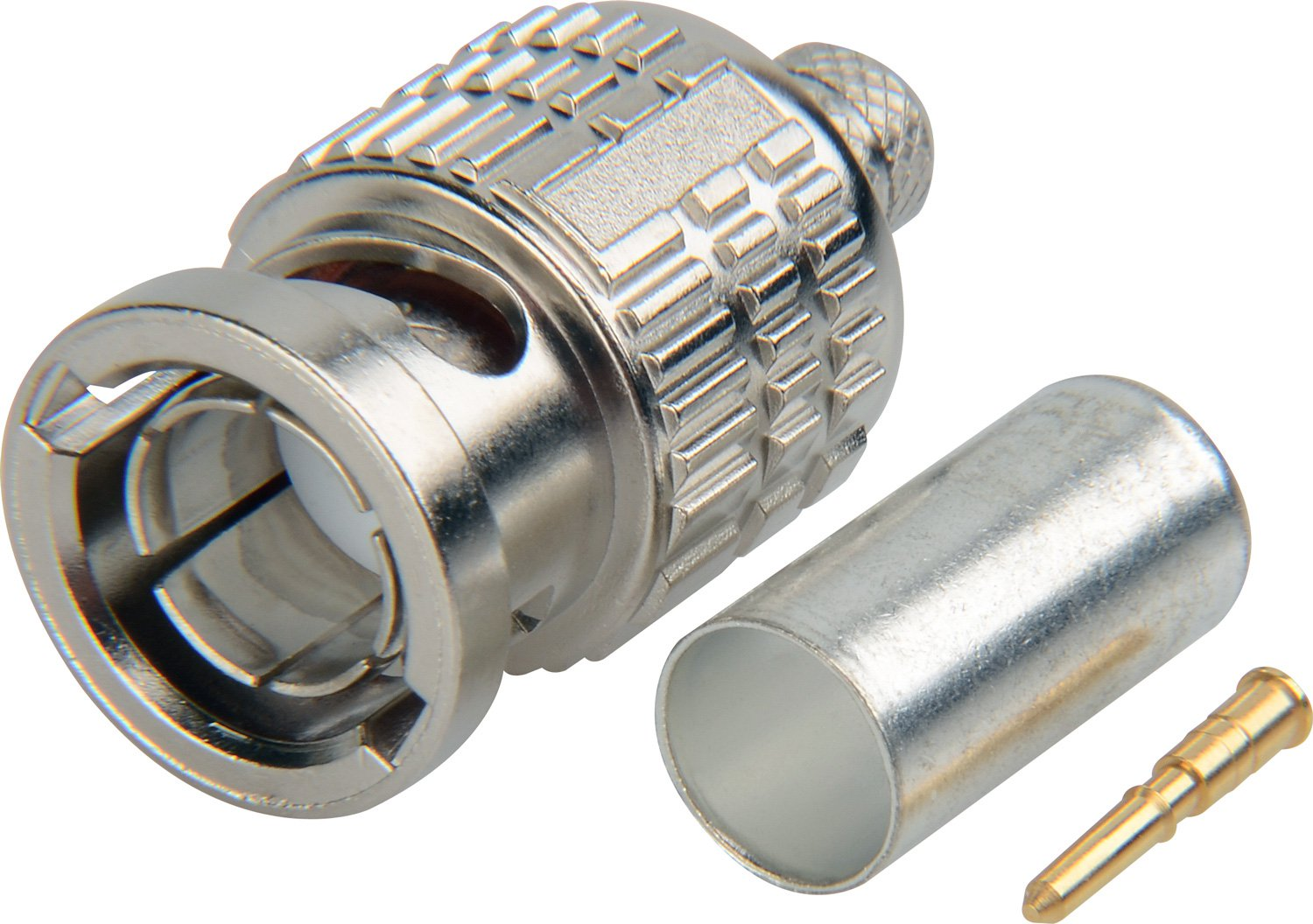 Canare 75 ohm BNC Crimp