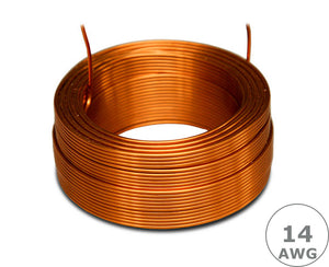 Jantzen Audio Air Core Wire Coil – 14 AWG