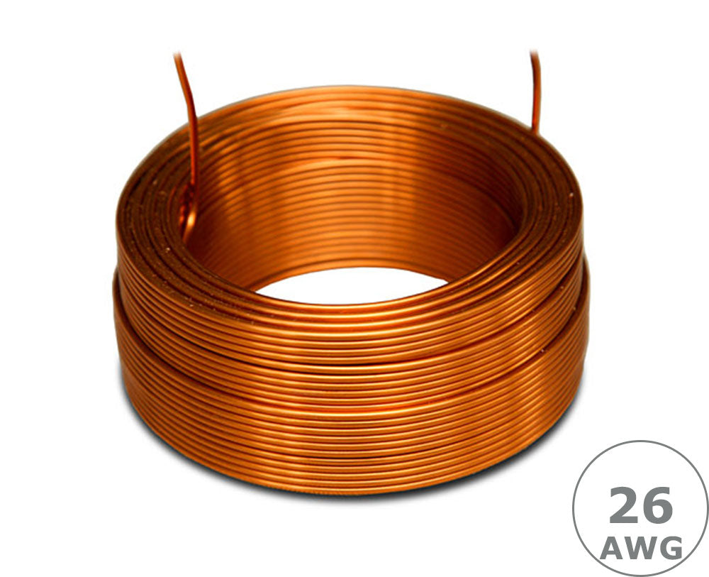 Jantzen Audio Air Core Wire Coil – 26 AWG