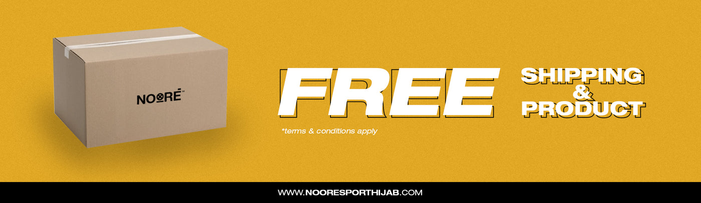 noore freeshipping nooresporthijab