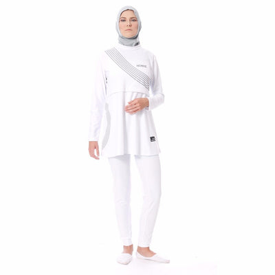 Huima Swimwear (White Edition)