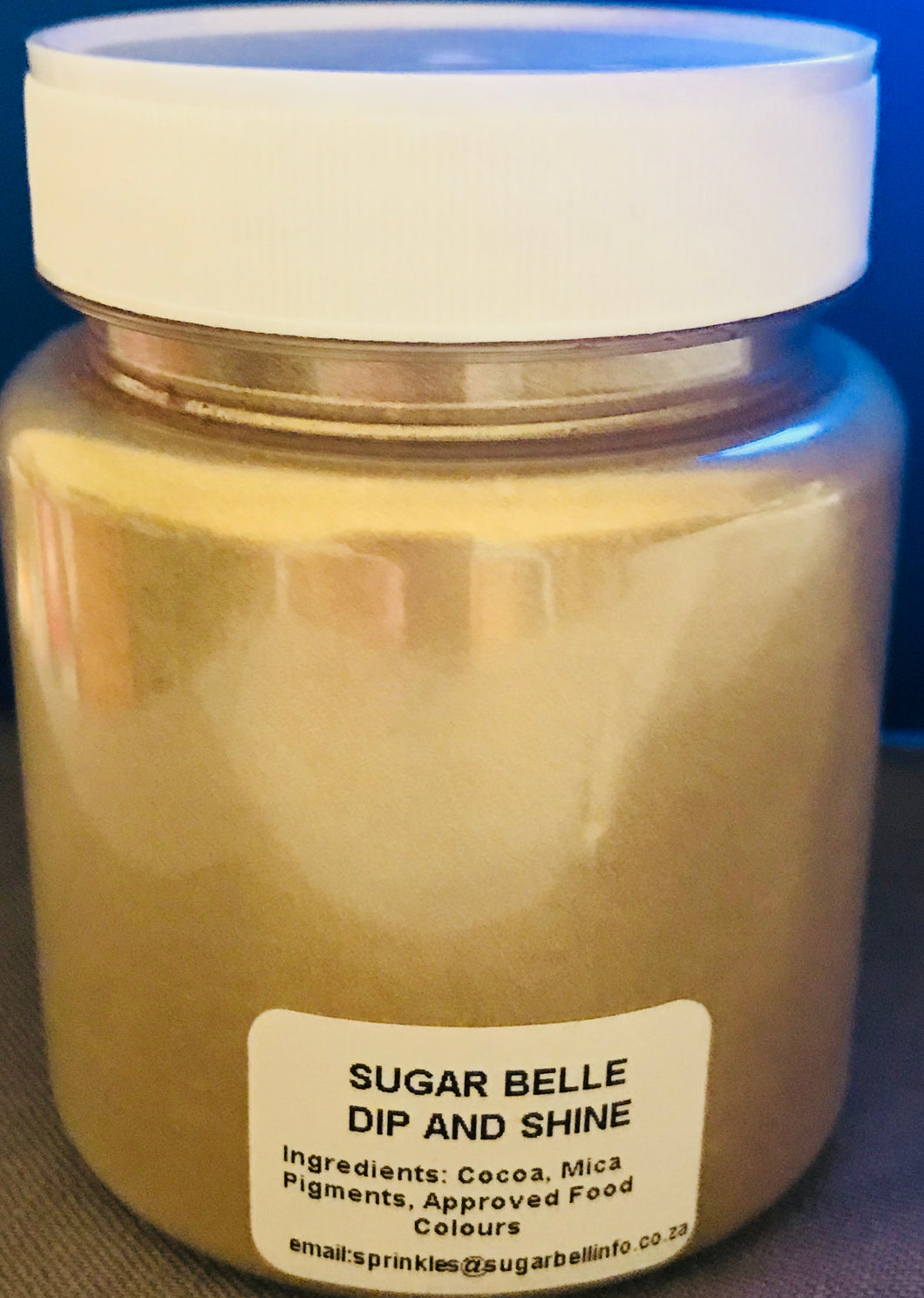 Sugar Belle Dip n Shine