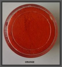 Barco Orange Chocolate Food Color