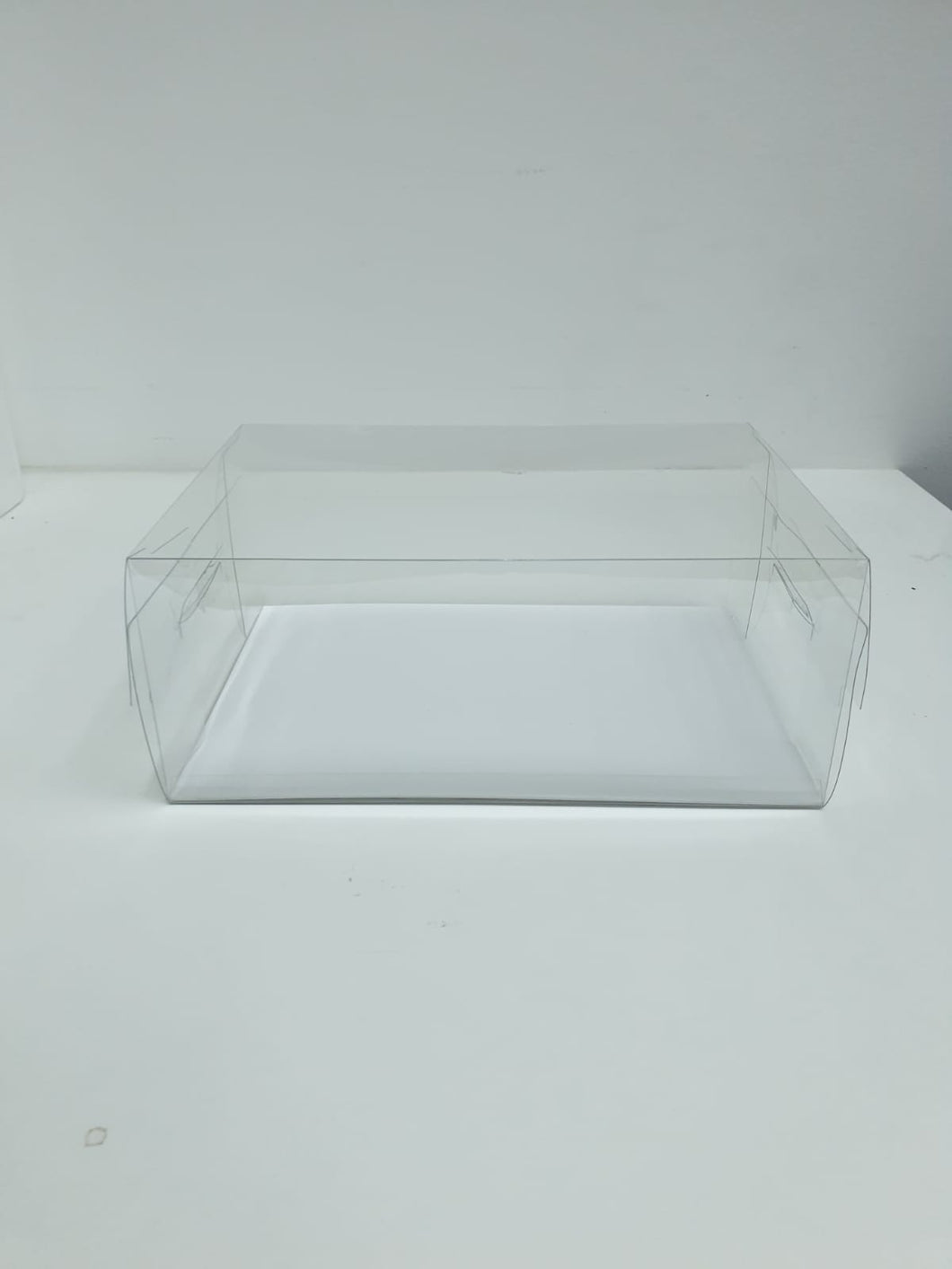 Clear Rectangular box
