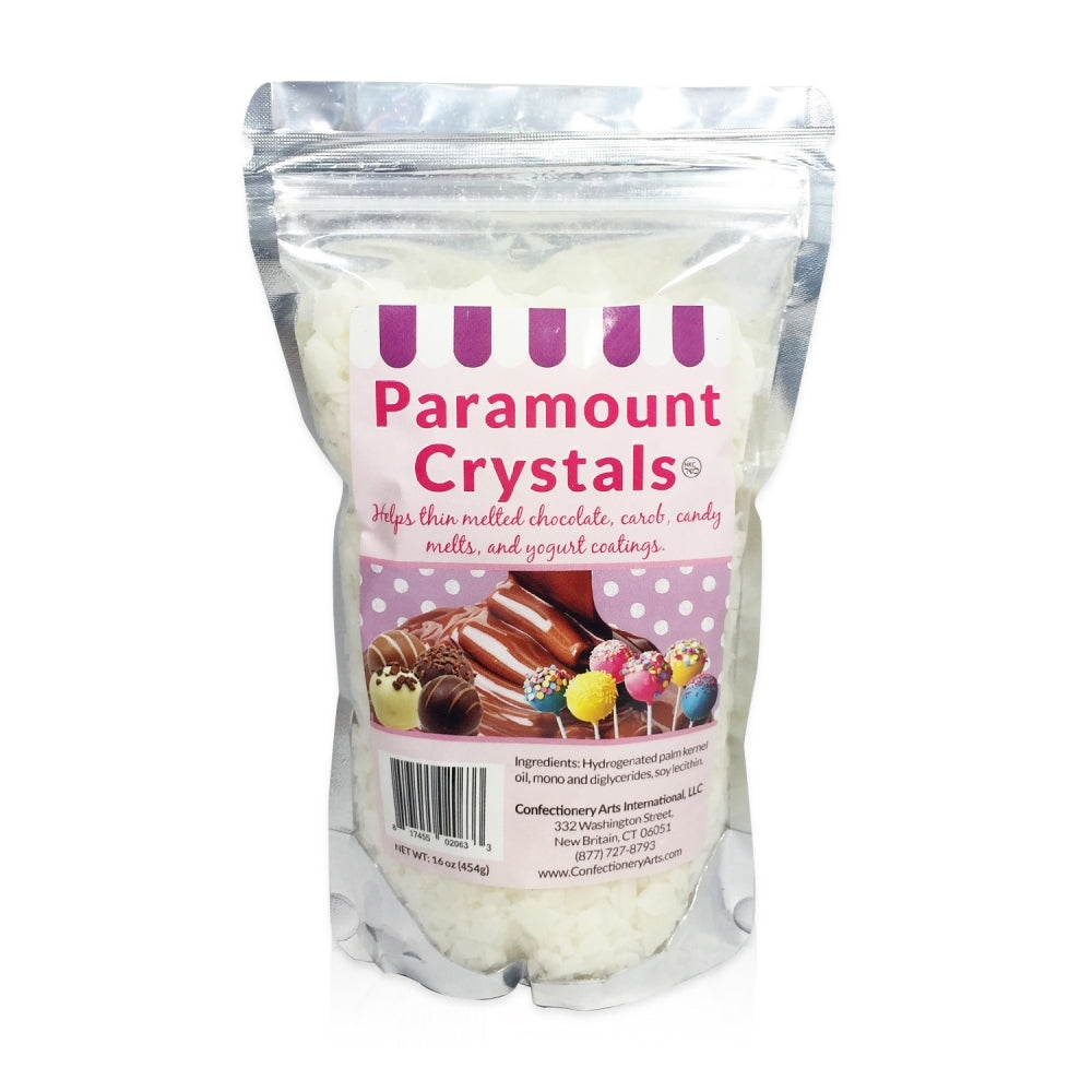 CONFECTIONERY ARTS Paramount Crystals 453g