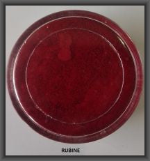 Barco Chocolate Colour and Powder Rubine RED