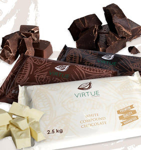 Virtue Compound  Chocolate 2.5kg