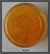 Barco Chocolate Colour and Powder- Yellow