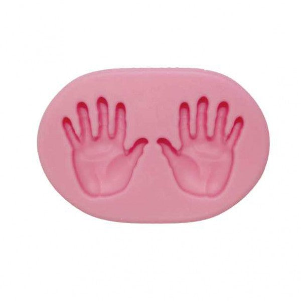 Baby Hand Silicone mould