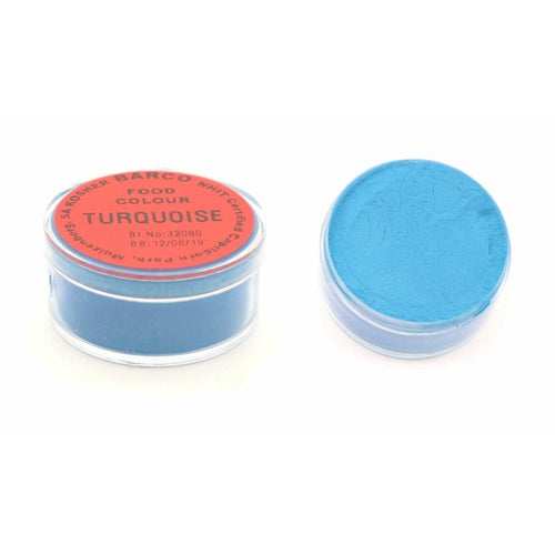 Barco Chocolate Colour and Powder- Turquoise EXP 04/21