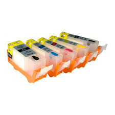 Ink Cartridges set for Canon