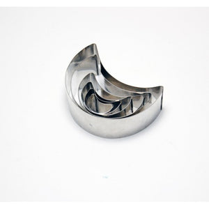 Half Moon Shape Cookie Cutter Set