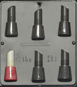 NAIL POLISH BOTTLE Chocolate Mould