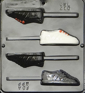 SNEAKER POP Chocolate Mould